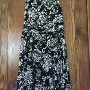Jessica Howard black and white floral 10p
